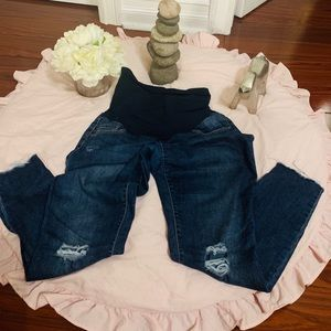 Maternity Jessica Simpson jeans